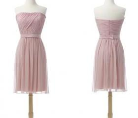 Blush Pink Bridesmai..
