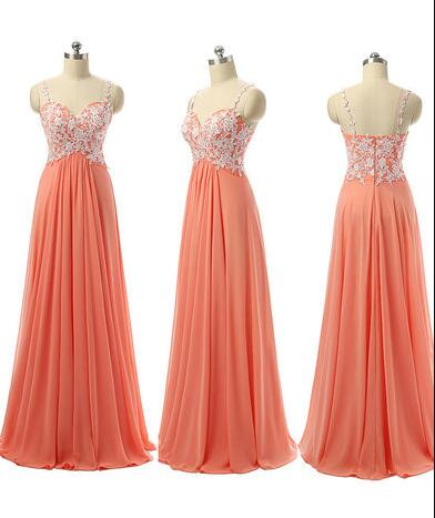 White Lace Bridesmaid Dress Burnt Orange Dresses Spaghetti Straps Empire Waist Long Gowns A