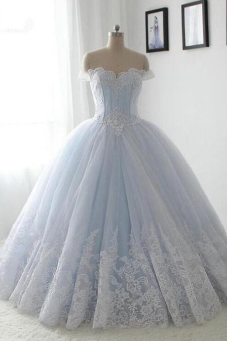 Light Blue Quinceanera Dresses,Sweetheart Lace Quinceanera Dresses,A-line Quinceanera Dress,Long Quinceanera Dresses,,Princess Quinceanera Dresses,Ball Gown Prom Dresses,Prom Dress,Quinceanera Dress